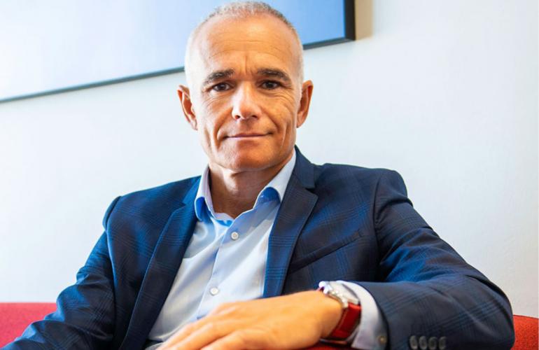CEO Miguel Villarroya
